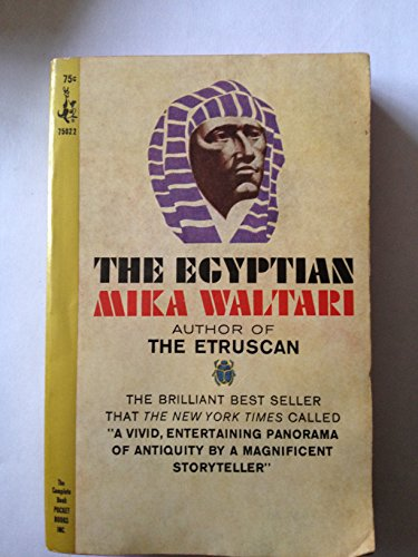 9780553064087: The Egyptian (The Greatest Historical Novels)