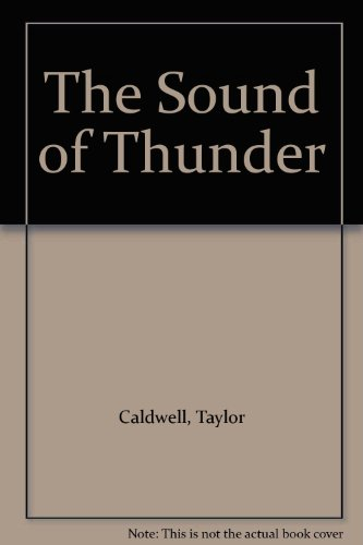 9780553065923: The Sound of Thunder