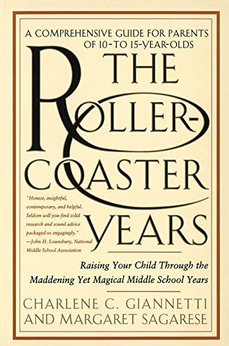 The Rollercoaster Years: Charlene C. Giannetti,