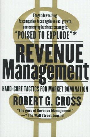 9780553067347: Revenue Management: Hard-Core Tactics for Market Domination