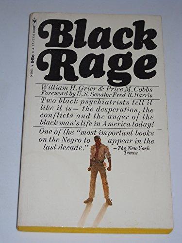 9780553068818: Black Rage