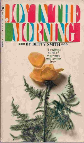 9780553069846: Joy in the Morning