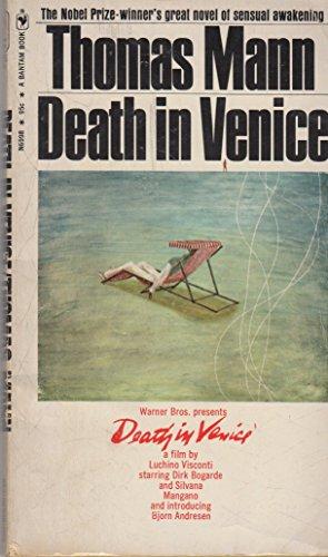 Death in Venice: Mann, Thomas