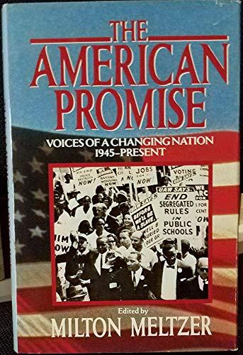 American Promise, The: Meltzer, Milton