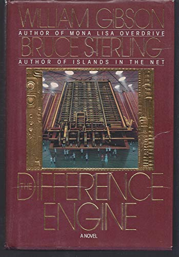 The Difference Engine [author signed]