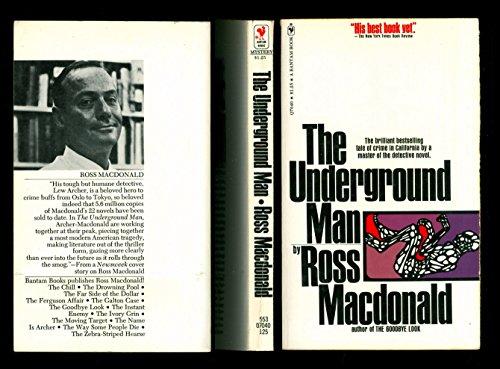 9780553070408: The Underground Man