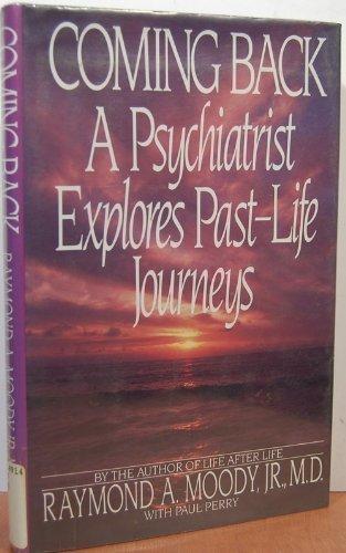 9780553070590: Coming Back: A Psychiatrist Explores Past Life Journeys