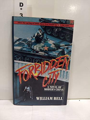 a book report on the forbidden city by william bell The forbidden city is a wonderful novel it is written by william bell forbidden city is about three reporters from canada going to china to do a news report the three reporters are alexandra, ted jackson, and eddie.