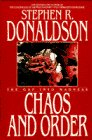 9780553071795: The Chaos and Order: The Gap into Madness