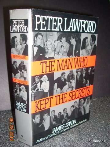 9780553071856: Peter Lawford: The Man Who Kept Secrets