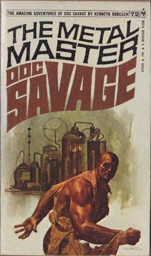 9780553072297: The Metal Master (Doc Savage #72) (Vintage Bantam, S7229)