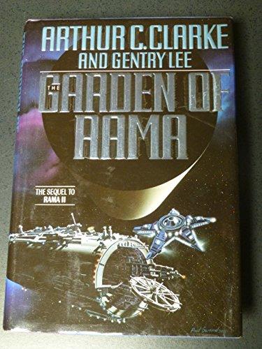 9780553072617: GARDEN OF RAMA (Sequel to Rama II)