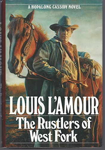 9780553073256: The Rustlers of the West Fork