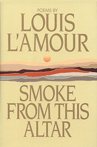 9780553073492: Smoke from This Altar: Poems
