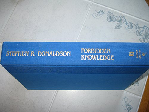 9780553073874: Forbidden Knowledge: The Gap Into Vision