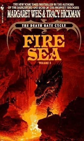 Fire Sea: The Death Gate Cycle Volume: Margaret Weis &