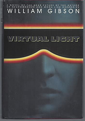 Virtual Light. { FIRST U.S. EDITION/ FIRST PRINTING.}