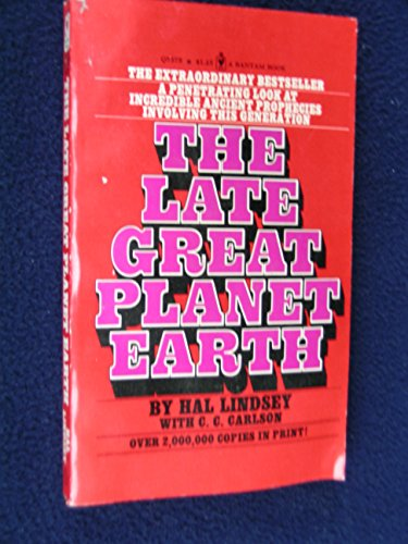 9780553075755: The Late Great Planet Earth.