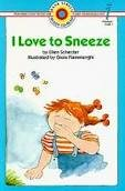 9780553075762: I LOVE TO SNEEZE (Bank Street ready-to-read)