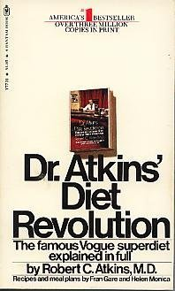 9780553077315: Dr. Atkins' Diet Revolution
