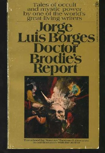 9780553077650: Doctor Brodie's Report