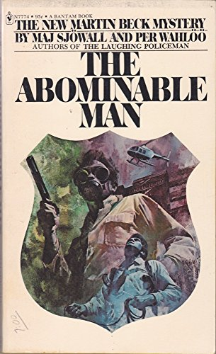 The Abominable Man: Sjowall, Maj and Wahloo, Per