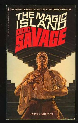 9780553077902: Magic Island (Doc Savage, No. 89)