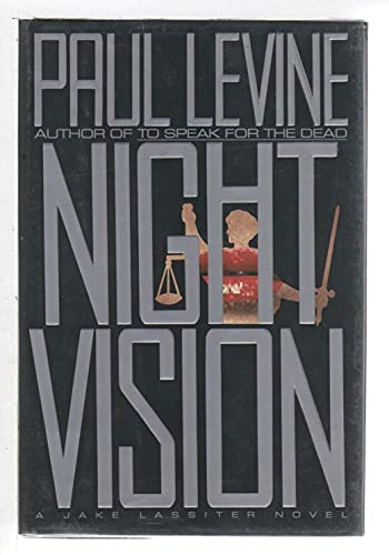 Night Vision: A Jake Lassiter Novel: Levine, Paul