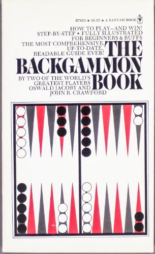 9780553078237: The Backgammon Book