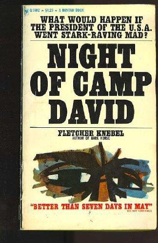 9780553079326: Night of Camp David