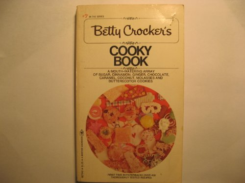 9780553079432: Betty Crocker's Cooky Book