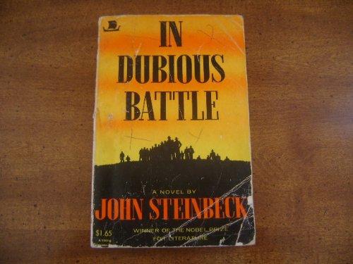 9780553079692: In Dubious Battle