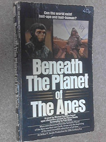 Beneath the Planet of the Apes: Avallone, Michael