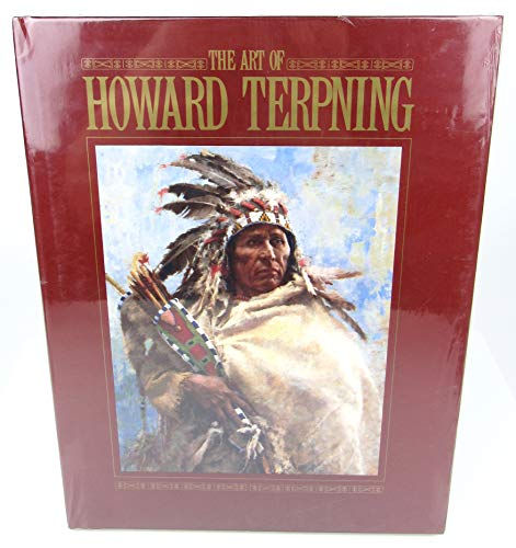 9780553081138: Art of Howard Terpning, The