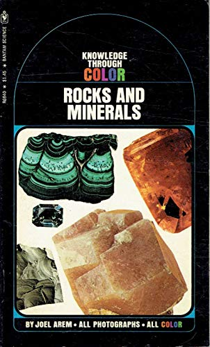 9780553081909: Rocks and minerals: all-color guide
