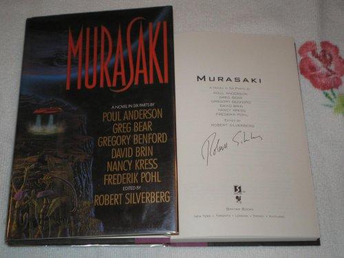 Murasaki **Signed**: Silverberg, Robert; Anderson,