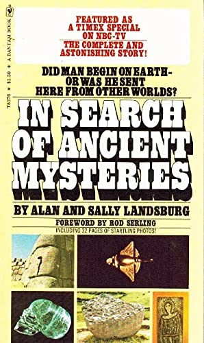 9780553083767: In Search of Ancient Mysteries