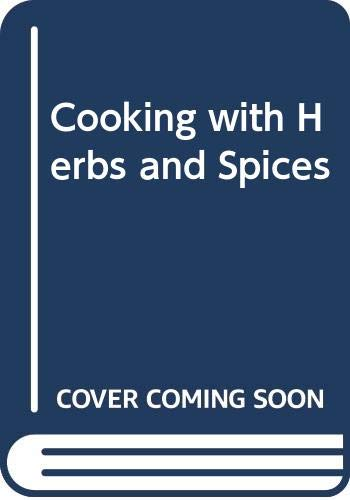 9780553083903: Cooking with Herbs & Spices