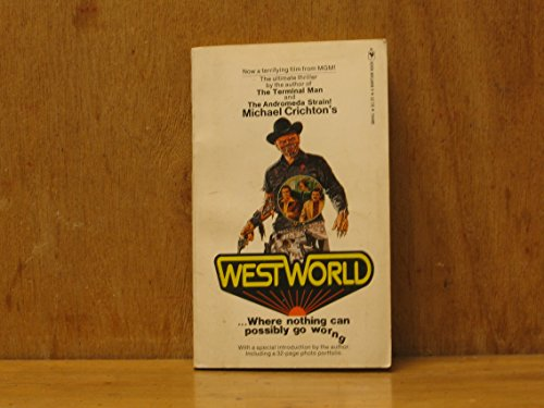 9780553084412: Westworld