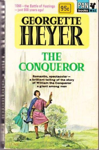 9780553084733: The Conqueror