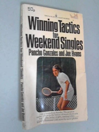 9780553088106: Winning Tactics for Weekend Singles
