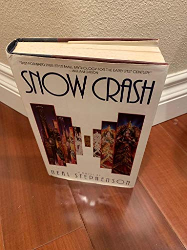 9780553088533: Snow Crash (Bantam Spectra Book)