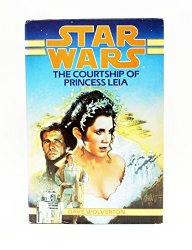 9780553089288: Star Wars: The Courtship of Princess Leia