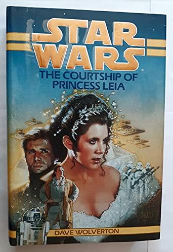 Star Wars: The Courtship of Princess Leia: Wolverton, Dave