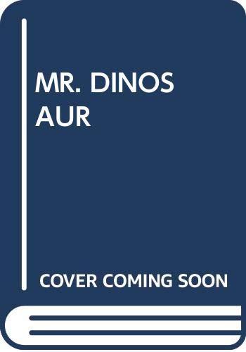 9780553090420: MR. DINOSAUR (Bank Street ready-to-read)