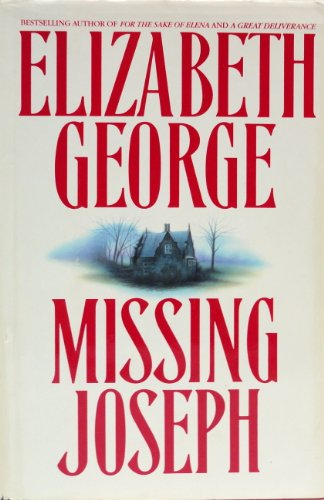 Missing Joseph: George, Elizabeth