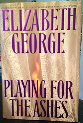9780553092622: Playing for the Ashes (Inspector Lynley)