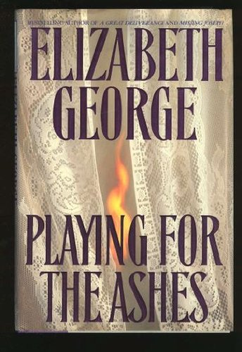PLAYING FOR THE ASHES: George, Elizabeth