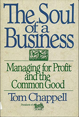 9780553094237: Soul of a Business, The