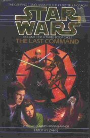 9780553095005: LAST COMMAND (LIMITED EDITION) (Star Wars)